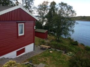 Hytten på Radøy