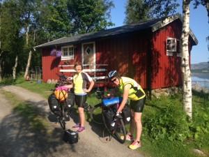 Kjellingstraum hytte